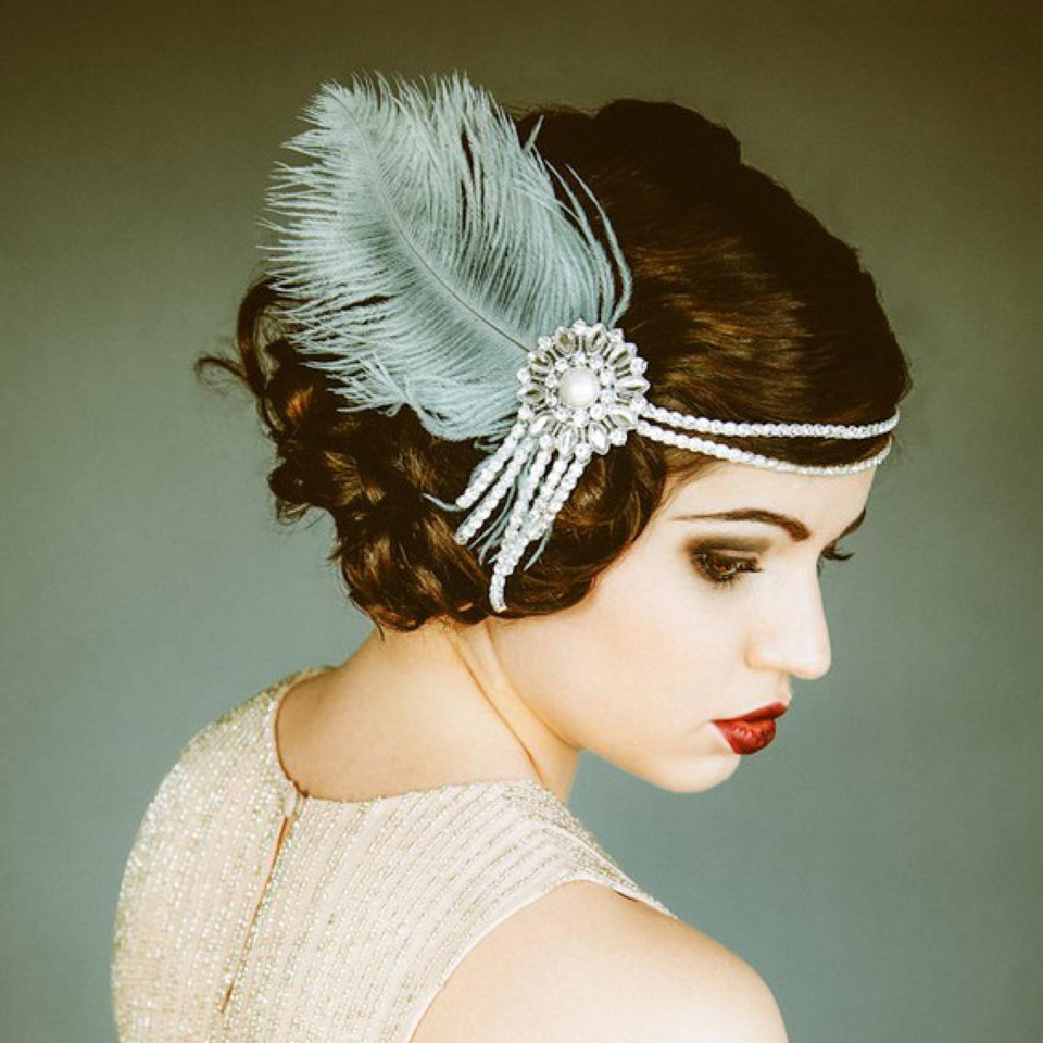 flapper hairstyles - 640×599